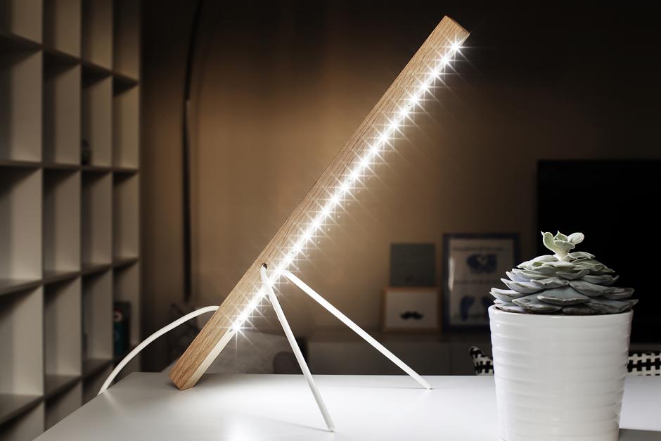 design italiano anni 60, lampada a led progettata da Studiovo