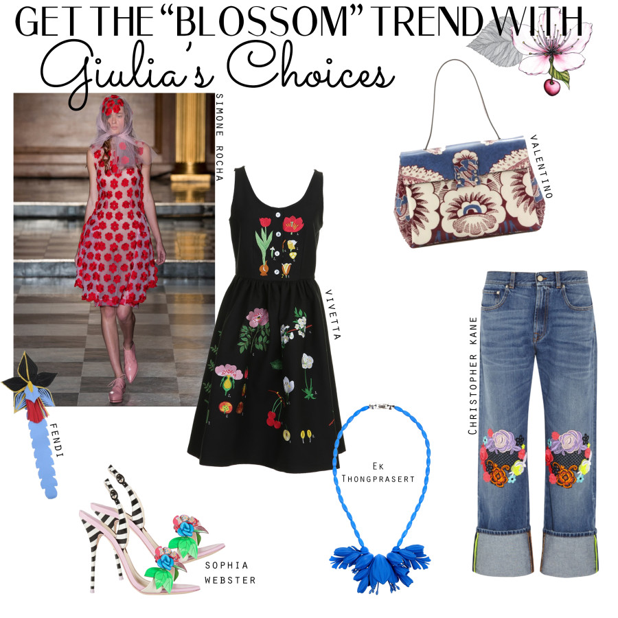 How to get the blossom trend, Smiling tips, guile's choices