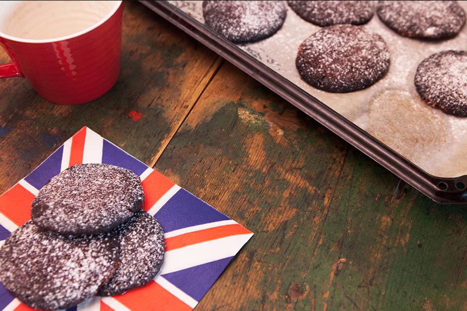 ricetta semplice biscotti al cioccolato