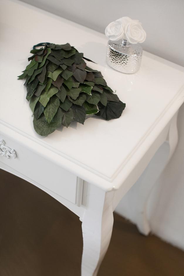borsa con foglie , sogni d'arte  by  Adalgisa