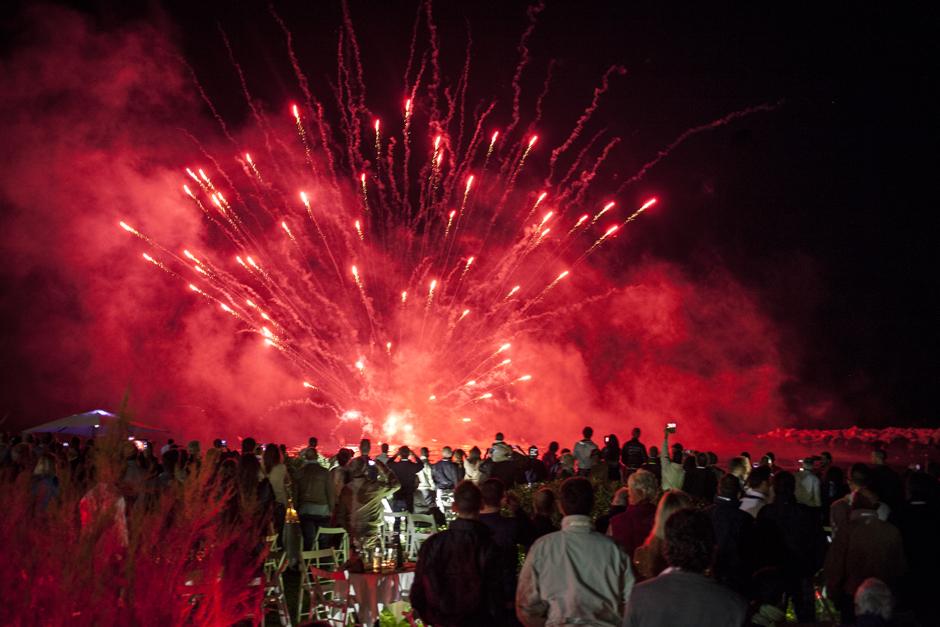 151 miglia trofeo celadrin, fuochi di artificio , dinner party