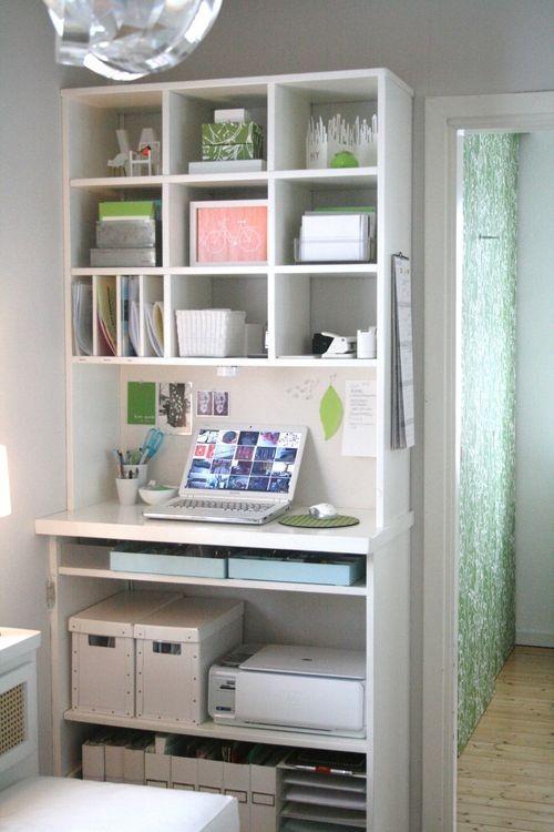 piccoli spazi, home office