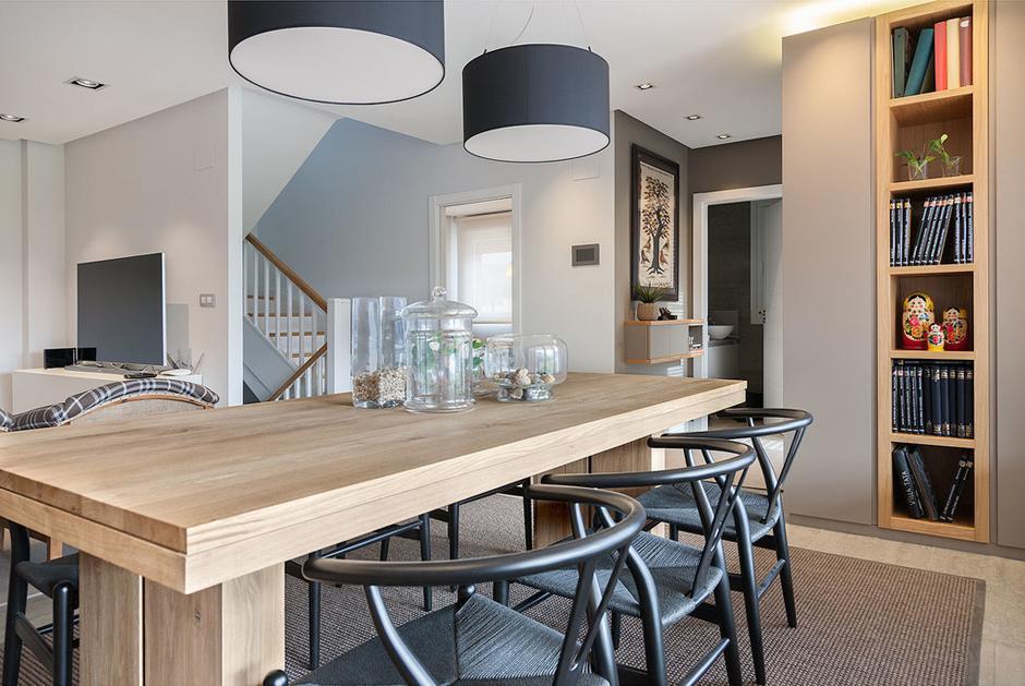 Homify idee per arredare la sala da pranzo for Arredamento sala moderno