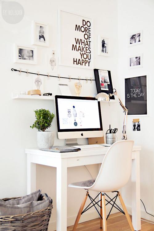 Come arredare uno spazio di lavoro a casa, home office