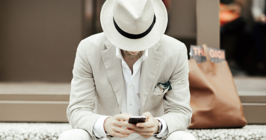 Gentleman at Pitti uomo 88
