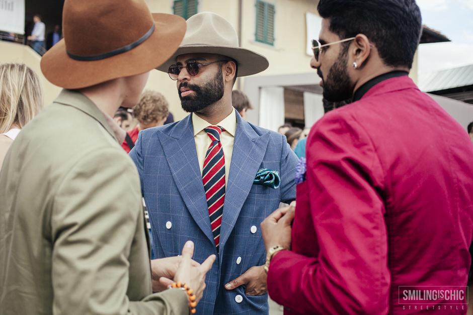 pitti uomo 88, streetsytle, dandy style, abiti sartoriali colorati