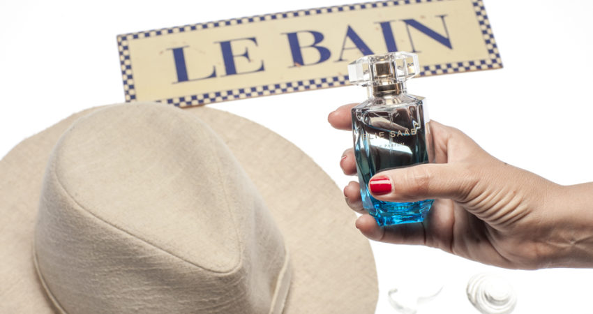 Un viaggio nel blu: ELIE SAAB Le Parfum Resort Collection