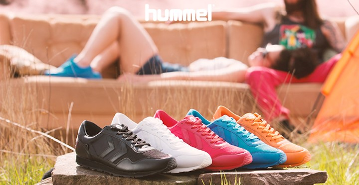 Hummel Reflex Total in collaborazione con MTV