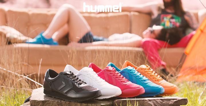 Hummel Reflex Total in collaborazione con MTV