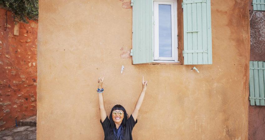 Provenza – Terra di contrasti – Le Ocre di Roussillon