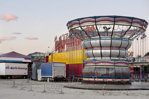 Luna Park, lucca, il settembre lucchese