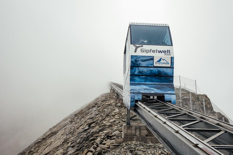 Ice Arena, Kitzsteinhorn in Austria , 3029 m,