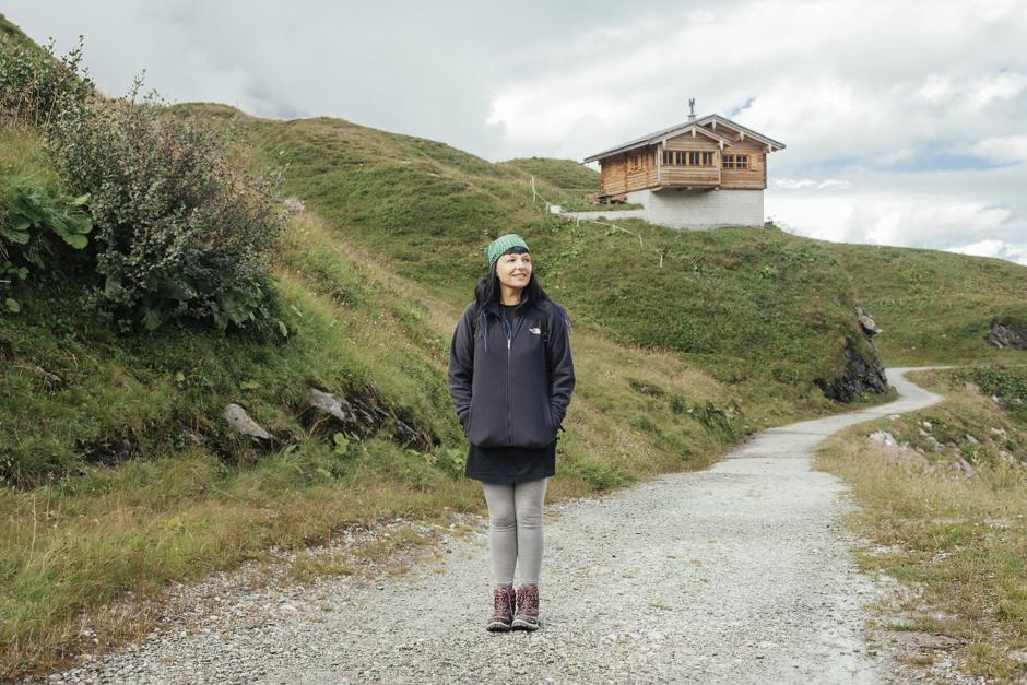 Wasserfallboden e Mooserboden, passeggiata, Sandra Bacci, Austria
