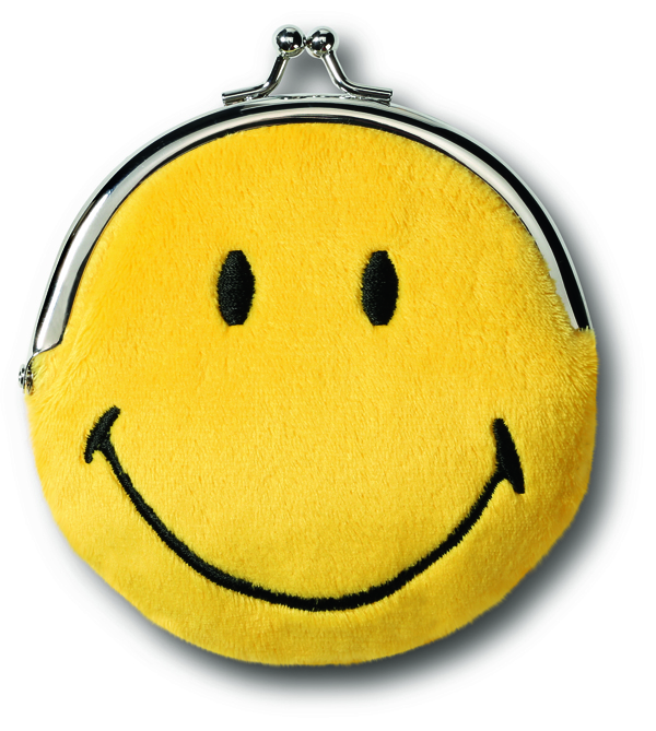 Smiley Happy Collection, portamonete