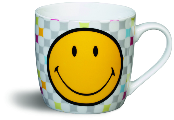 Smiley Happy Collection, tazza