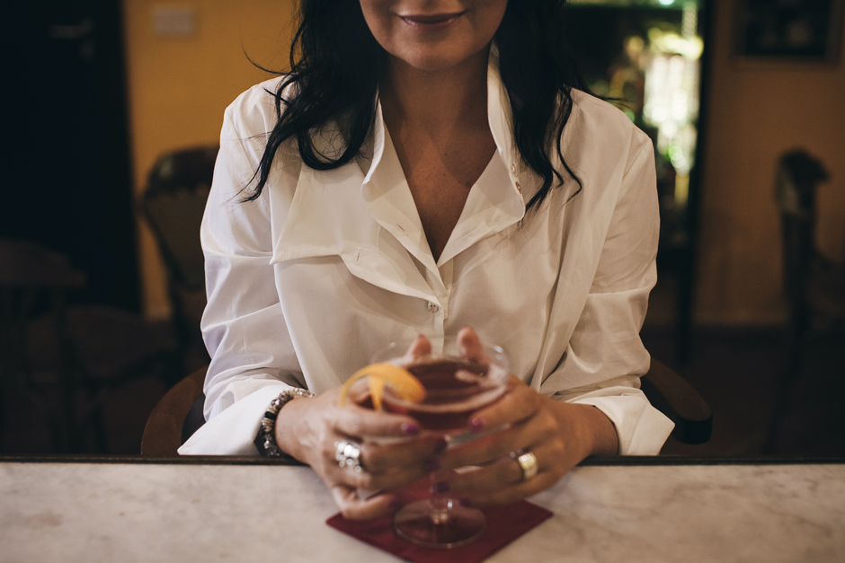 BALOSSA White Shirt, sandra Bacci, Franklin 33 Lucca,