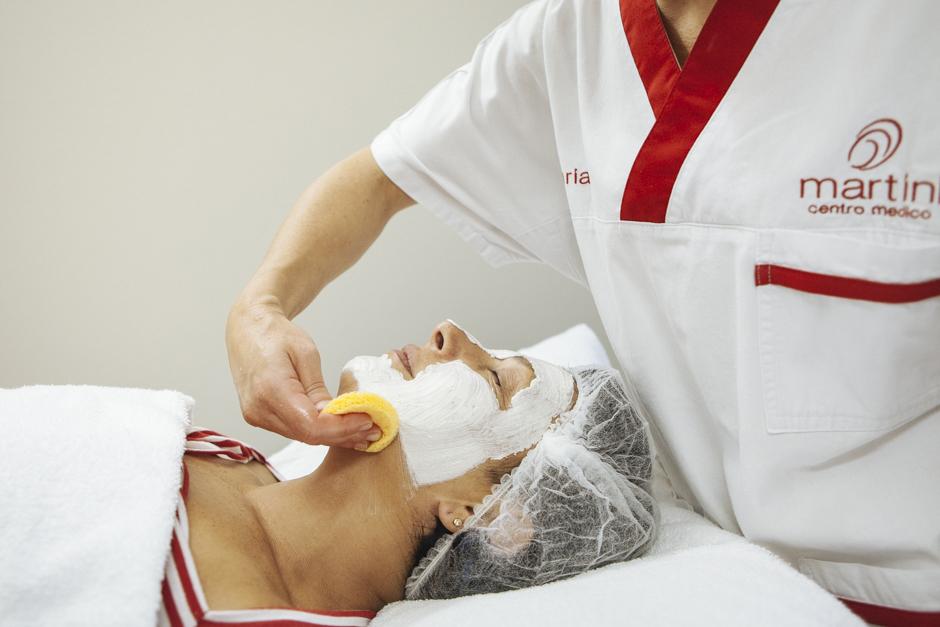caratteristiche e benefici della Ossigenoterapia, togliere la maschera
