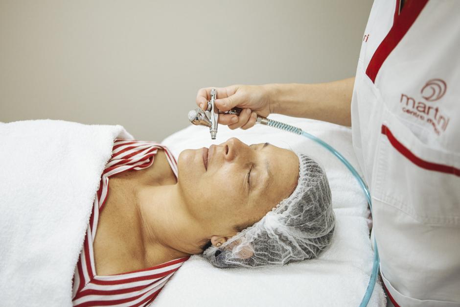 caratteristiche e benefici della Ossigenoterapia