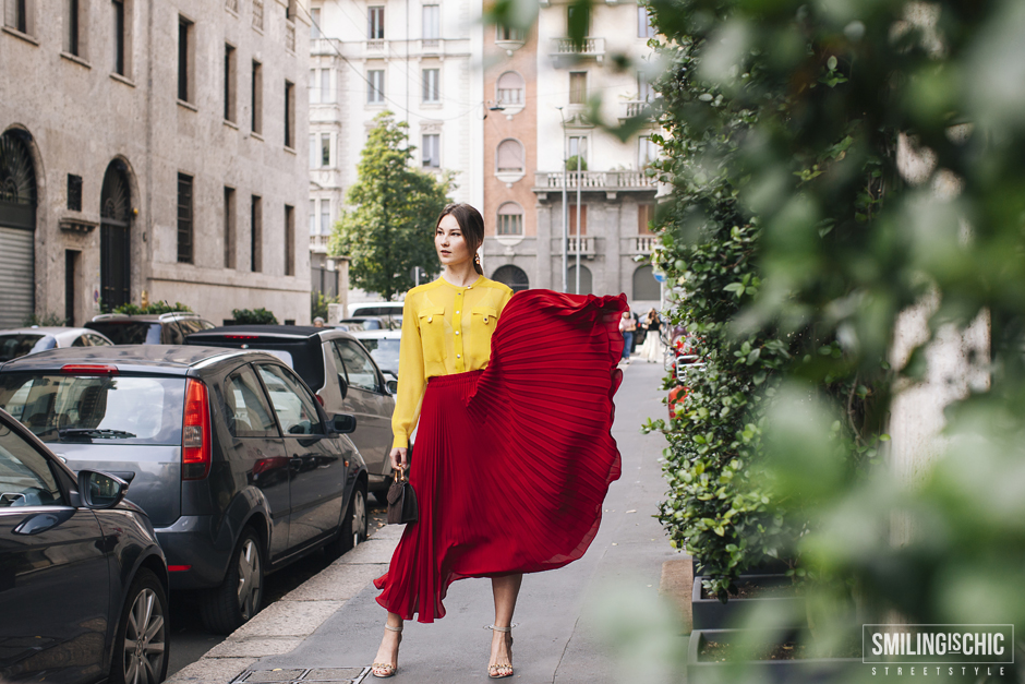 Street Style MFW S/S 2016