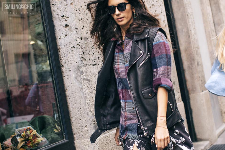Street Style MFW S/S 2016 Chiara Totire