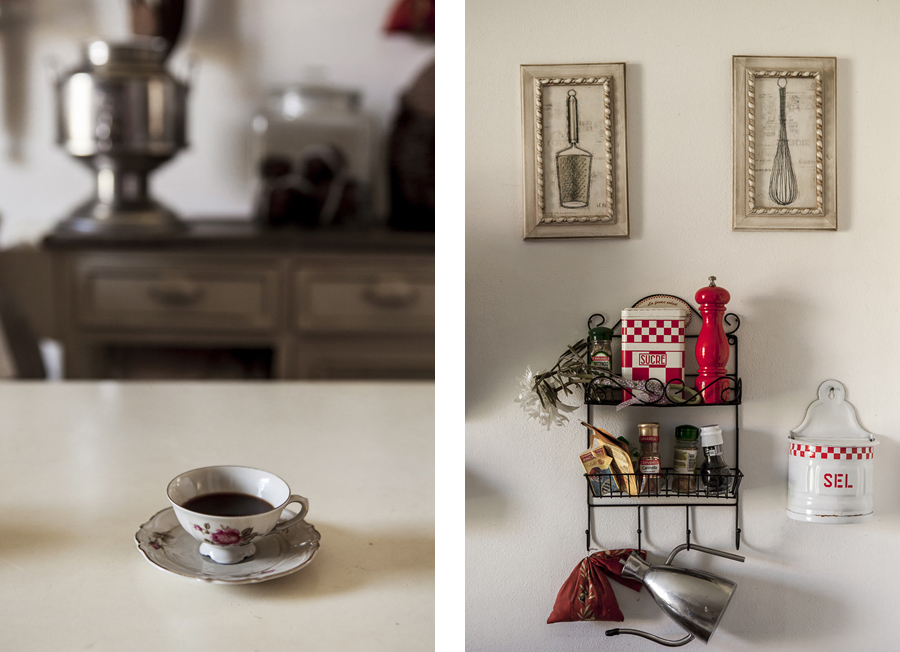 Ring and Smile,arredamento in stile shabby ,cucina