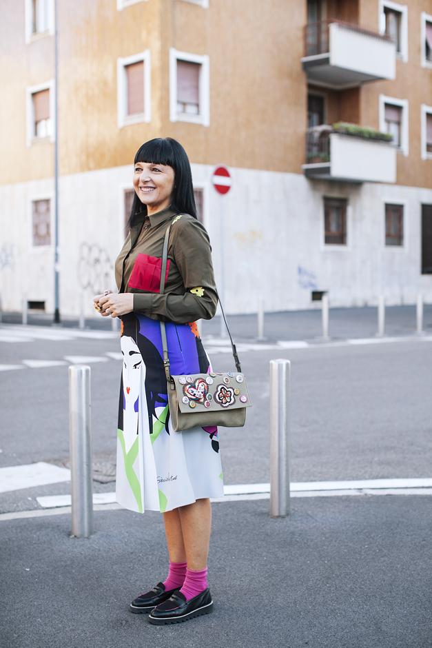 gonna con geisha di Giulia Rositani