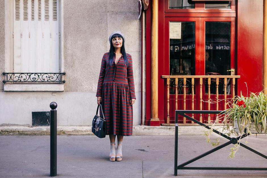 Parigi e la sindrome del camaleonte