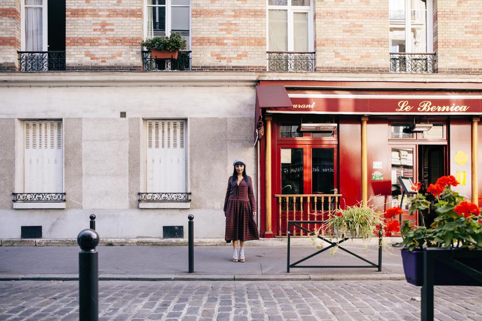 quartiere Montparnasse, parigi
