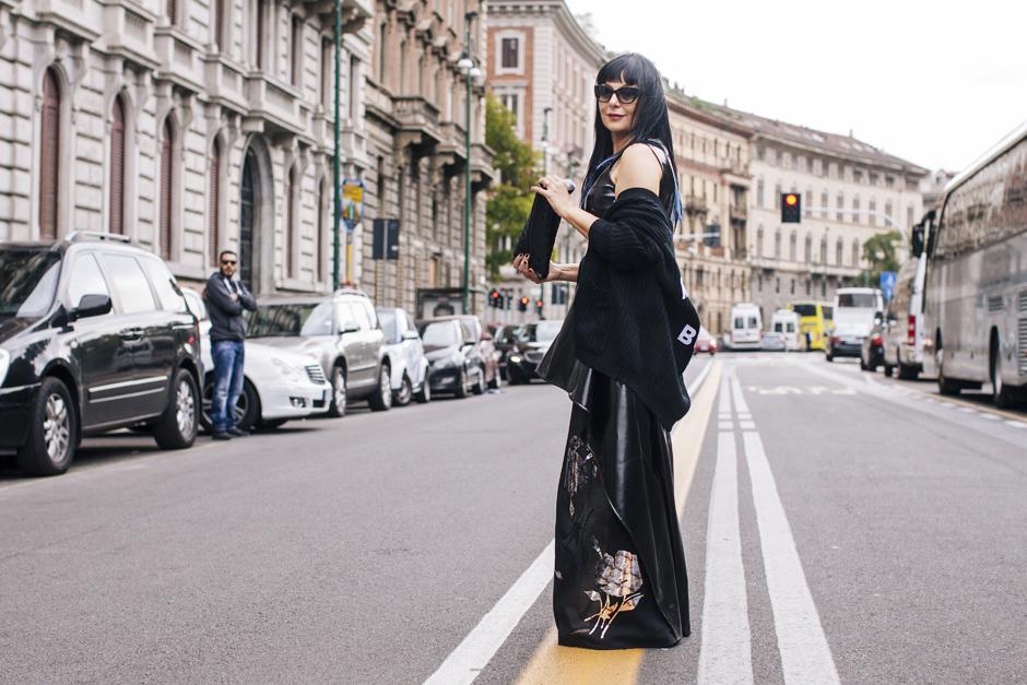 streetstyle Milano