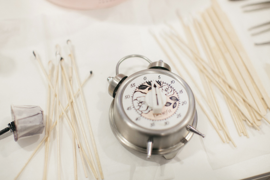 sveglia, servizi Benefit, tre minuti