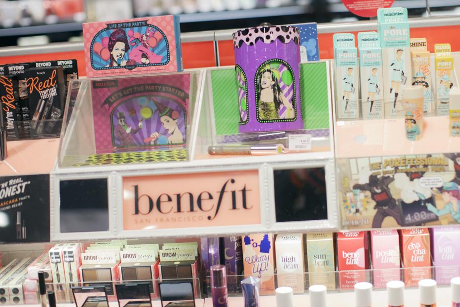 prodotti Benefit, sephora Lucca