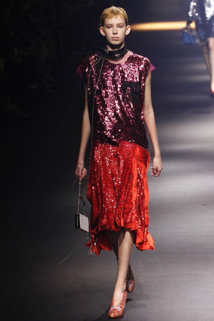 Lanvin Spring 2016 Ready-to-Wear Fashion Show