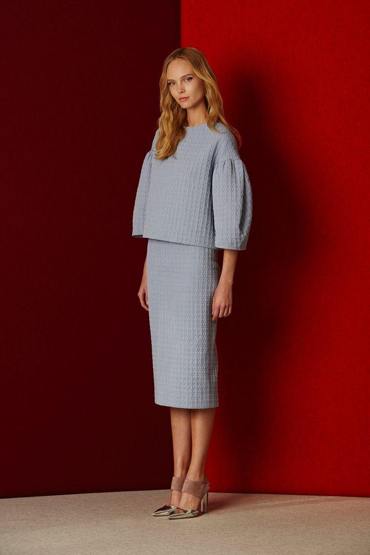 Lela Rose Pre-Fall 2016 Fashion Show