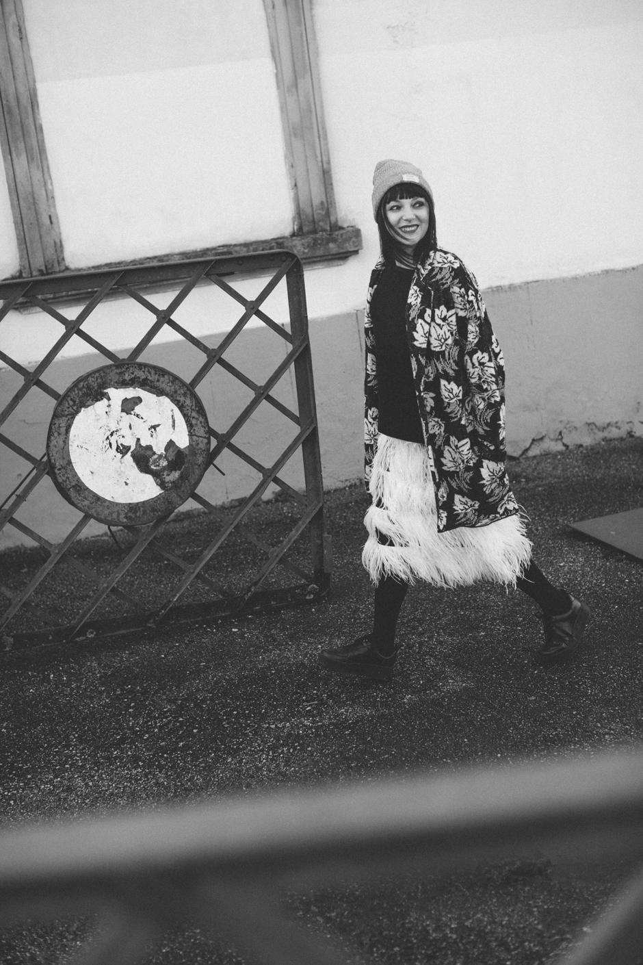Sandra Bacci, bianco e nero, Mia wish