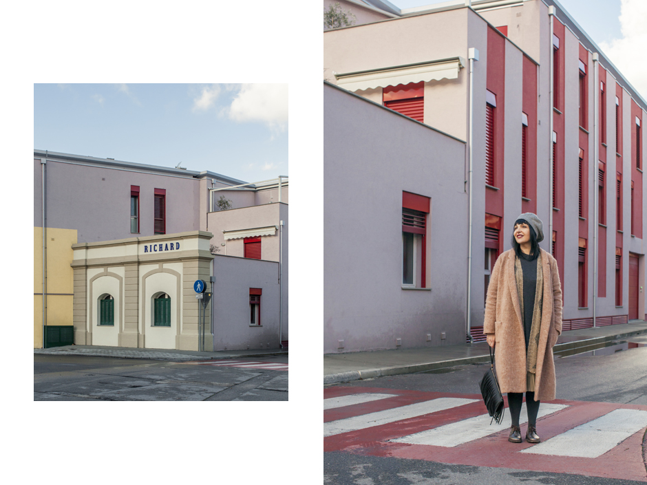 Smilingischic, Pisa. Richard Ginori, quartiere Pisa