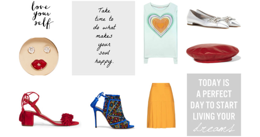 Wishlist – Post San Valentino