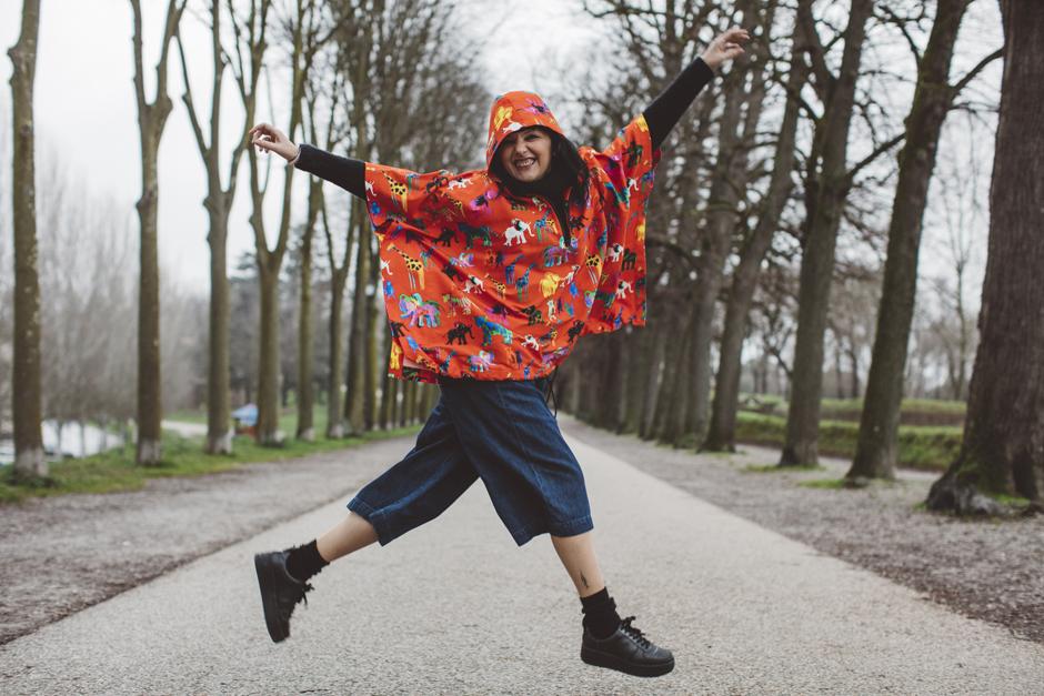 salto, Smilingischic, Lucca , Le mura