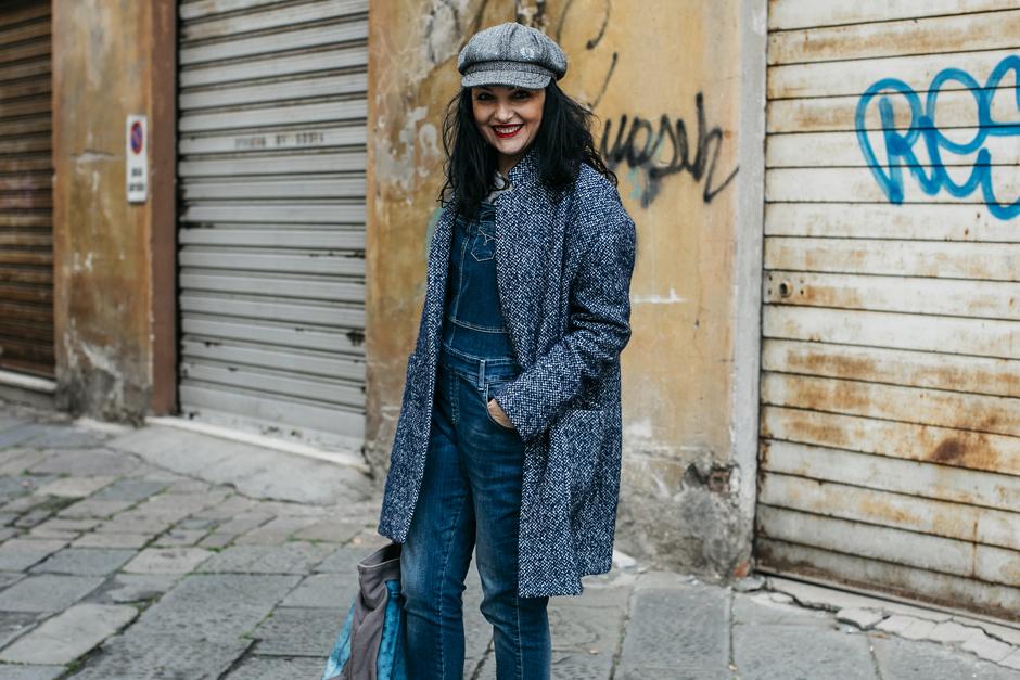 Salopette di Jeans, Smilingischic