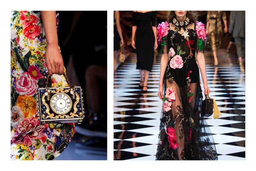 Dolce & Gabbana 21 F:W 20162017