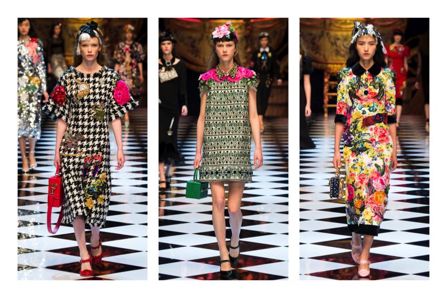 Dolce & Gabbana 25 F:W 20162017