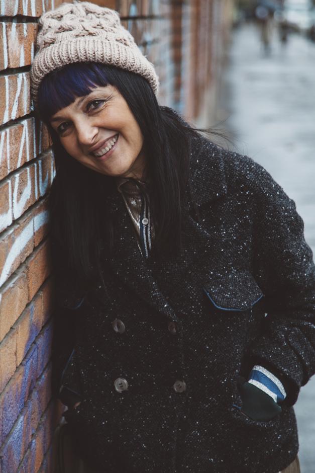 Marianna Cimini giacca, smile , smilingischic