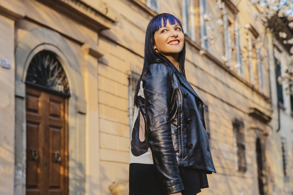 Sandra Bacci, Smilingischic, sorriso,