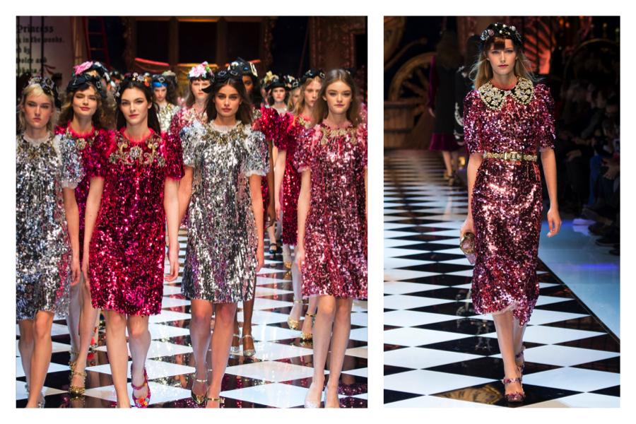 Dolce & Gabbana 27 F:W 20162017