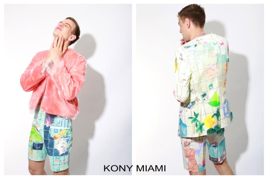 """KONY MIAMI, Dizajn"""" showcase"""