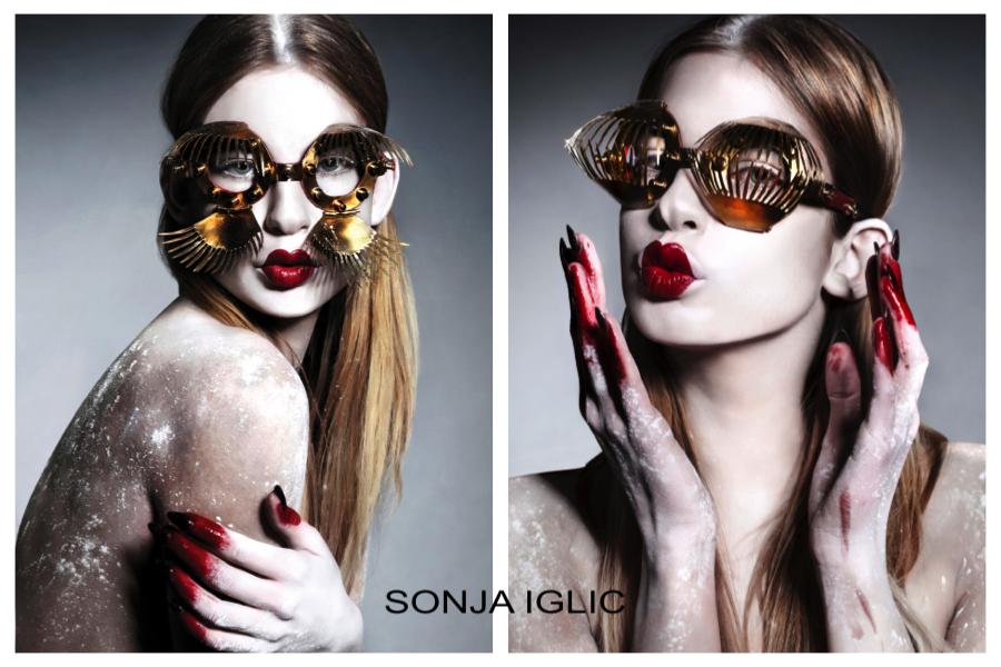 "SONJA IGLIC, Dizajn"" showcase"