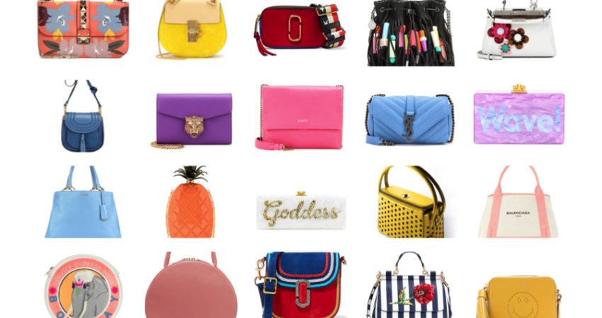 Le borse più belle della primavera estate 2016