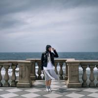 terrazza mascagni, Una vita di attimi, capsule #iBLUESiBLOOM, Sandra Bacci