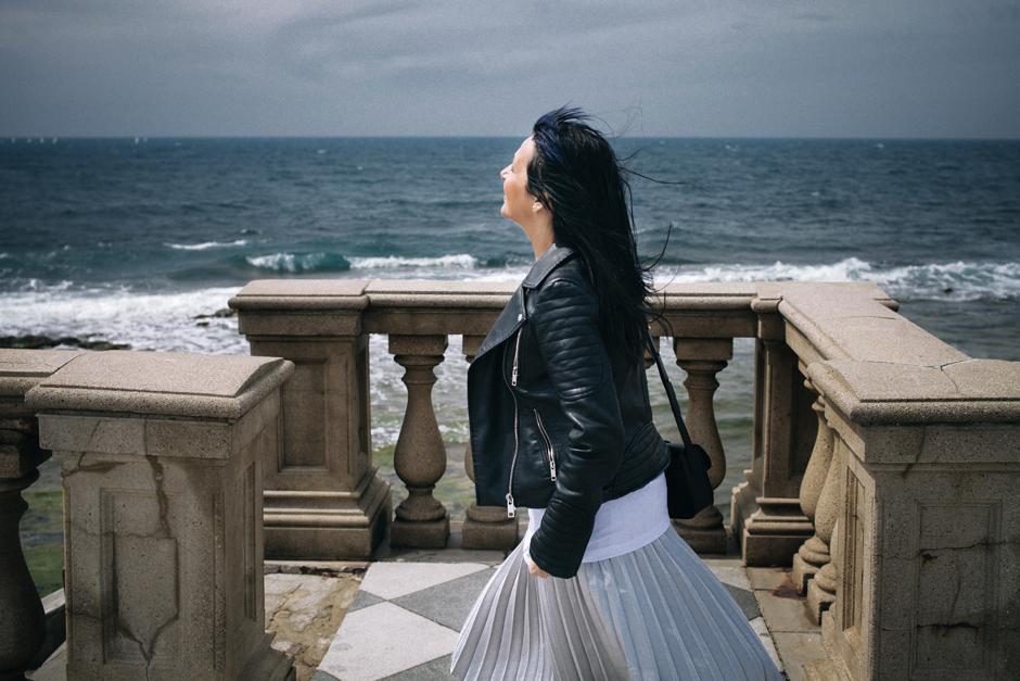 Una vita di attimi, capsule #iBLUESiBLOOM, Sandra Bacci, terrazza mascagni