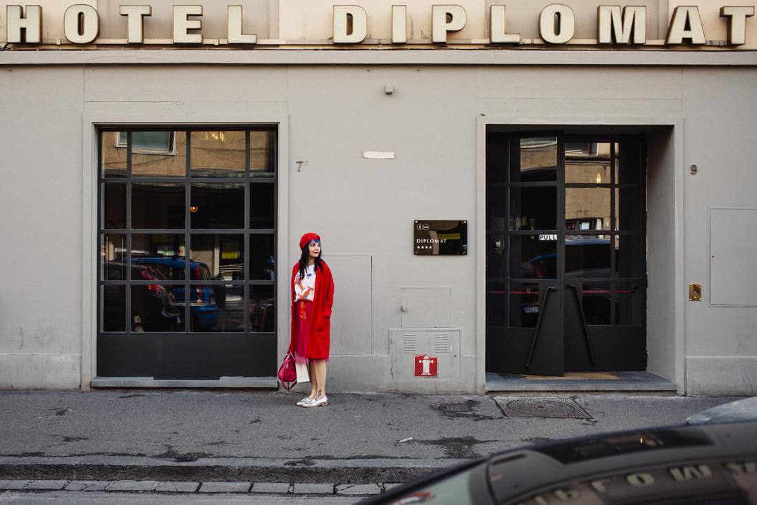 Smilingischic, hotel diplomatico firenze, Giulia Rositani