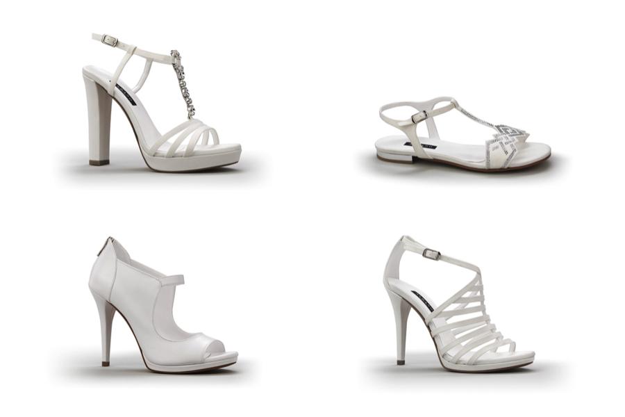scarpe da sposa albano